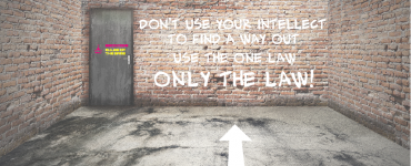 Use the Law of attraction to find a way out - reminders by the Supermind Company